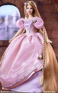 Barbie Rapunzel 2002