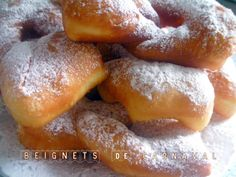 recette beignet de carnaval ou bugnes de Christophe Felder, de très beaux beignets au sucre glace super moelleux, à préparer pour Mardi gras.