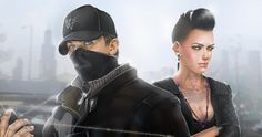 watch dogs game ubisoft montreal 4k ultra hd wallpaper