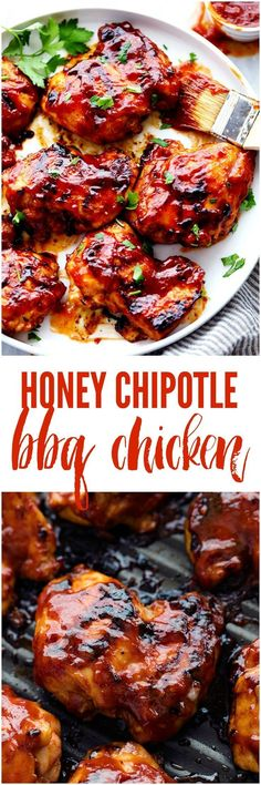 Honey Chipotle BBQ C