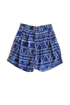 Avelaka Walking Shorts available at RGB Shop + Gallery