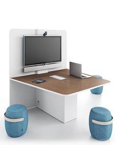 Havicmeubelen-kantoor.nl - Multimedia module DOV - Vergadertafels - Vergaderen