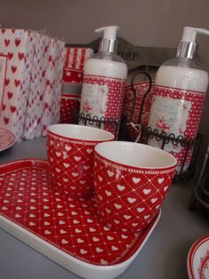 GreenGate Haven Red