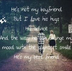 I love relationships like this :)