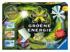 Science X : groene energie