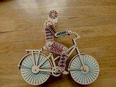 Wood Lasercut GrannyMan Puppet by Fablab_mlp - Thingiverse