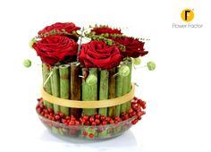 Easy technique with Porta Nova roses