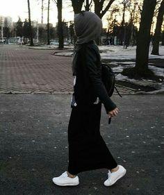 Image de fashion, hijab, and islam