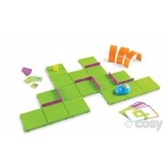 Learning Resources Code & Go - Kit d'Activités Souris Robot Science Supplies, Teaching Supplies, Stem Activities, Activities For Kids, Programmable Robot, Go Kit, Coding For Kids, Game Sales, Learn To Code