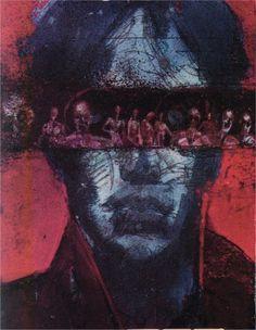 Davis Feldwebel- Self Portrait