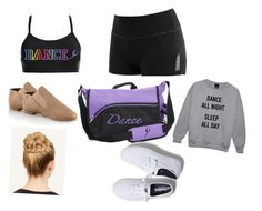 """""""DANCE!!!!"""" by queen-of-hearts-lol on Polyvore Dance All Day, Queen Of Hearts, Swim Wear, Cheer, Workout, Shoe Bag, Polyvore, How To Wear, Outfits"""