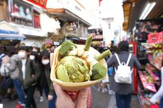 Crepes in Harajuku is a must!