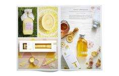 Thymes Summer Catalog 2014 - Melanie Haroldson - Design, Illustration and Art Direction