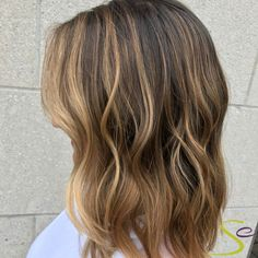 Fall-ing in love with our client's balayage done by Kim! Aveda Spa, Aveda Salon, Aveda Hair Color, Salon Services, Body Wraps, Spa Gifts, Manicure And Pedicure, Eyelash Extensions, Facial