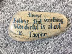Always believe, by Lene Mortensen