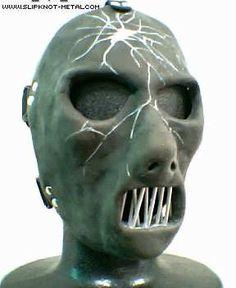 Paul Gray Mask from Slipknot