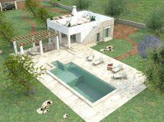 Villa a Morciano di Leuca - Puglia - Italy