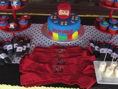 """Photo 3 of 13: Lego Ninjago, Ninja / Birthday """"Gustavo's Masters of Spinjitzu Bday Bash""""   Catch My Party"""