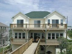 *Crosspointe*Oceanfront*6 bedrooms - lists 4 because of septic requirements*$8,363  - July 26
