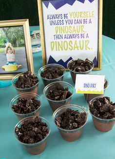 DINO-MITE, dinosaur birthday, boy birthday, dinosaur party, dinosaur boy party, modern dinosaur, modern dinosaur party; dino dessert, dino dirt
