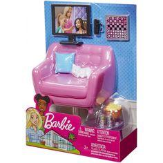 Barbie Doll Set, Barbie Sets, Doll Clothes Barbie, Barbie Doll House, Barbie Stuff, Disney Barbie Dolls, Barbies Dolls, Barbie Dolls Diy, Barbie Playsets