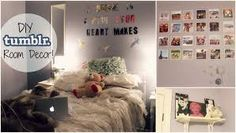 Jugendzimmer Tumplr Minimalist : Diy tumblr inspired room decor ideas! easy & fun
