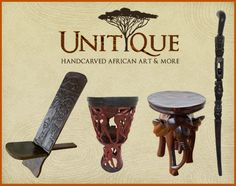 African Art Furniture