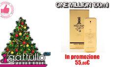 ONE MILLION 100 Ml Da Gattullo Profumerie http://affariok.blogspot.it/