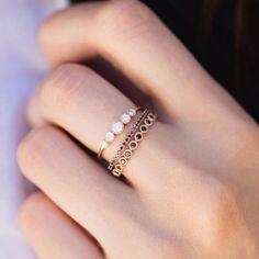 10 Dainty Pieces of Jewelry Every Minimalist Needs | http://www.hercampus.com/style/10-dainty-pieces-jewelry-every-minimalist-needs