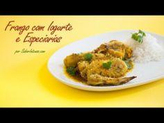▶ Receita de Frango com Iogurte e Especiarias - YouTube