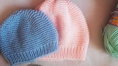 Easy Baby Beret Model and Making . - Knitting a love Baby Hats Knitting, Knitted Hats, Crochet Hats, Best Beauty Tips, Beauty Hacks, Knitting Designs, Knitting Patterns, Viking Tattoo Design, Sunflower Tattoo Design