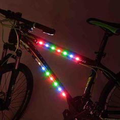 Bicycle Frame Lights