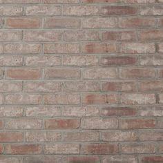 Brick Discover Rushmore Thin Brick Panel Ledger - 10 x 28 - 100411677 Rushmore Thin Brick Panel Ledger Farmhouse Fireplace, Brick Fireplace, Fireplace Surrounds, Fireplace Design, Brick Paneling, Brick Flooring, Faux Brick Wall Panels, Floors, Brick Face