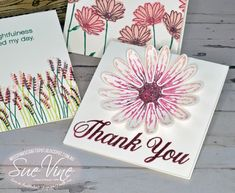 Miss Pinks Craft Spot featuring Stampin' Up! products by Sue Vine, Adelaide South Australia Pink Crafts, Paper Crafts, Daisy Delight Stampin' Up, Grateful, Thankful, Wood Crates, Scrapbook Pages, Vines, Stampin Up
