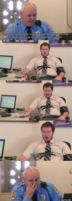 Andy Dwyer.