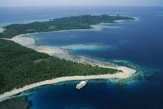MV Mystique Princess - Blue Lagoon Cruises, Lautoka, Fiji Islands