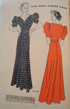Lady dress, to make.