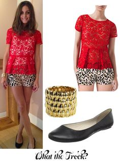 What the Frock? - Affordable Fashion Tips and Trends: Olivia Palermo