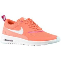 best website 9ee16 aa50d Nike Air Max Thea - Women s - Turf Orange Bright Magenta White Sea