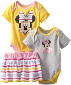 Disney Baby-Girls Newborn 2 Bodysuits and Skirt Set, Grey/Yellow, Newborn Disney,http://www.amazon.com/dp/B009PK7QSK/ref=cm_sw_r_pi_dp_grk2rb0F8ZB1PSFX
