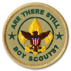 Are There Still Boy Scouts?