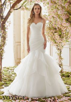 Voyage - 6833 - All Dressed Up, Bridal Gown