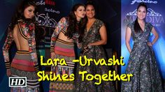 Miss Universe Lara Dutta & Miss Diva Urvashi Rautela shines Together , http://bostondesiconnection.com/video/miss_universe_lara_dutta__miss_diva_urvashi_rautela_shines_together/,  #AishwaryaRaiBachchan #Azhar #emraan-sunnyleone #EmraanHashmi #IndianCricketerMohammadAzharuddin #LaraDutta #laraurvashibond #missdivapageant #MissIndia #missuniverse #PriyankaChopra #serialkisserofbollywood #UrvashiRautela