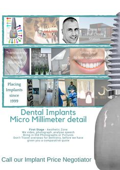 The Best Dental Implant Clinic in Perth. Dental surgery is his passion and he has spent many years mastering dental implant placements. Affordable Dental Implants, How To Line Lips, Dental Services, Dentistry, Perth, Bali, Thailand, Stage, Quote