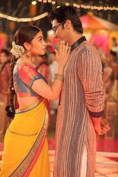 2 States: Newbies Alia Bhatt, Arjun Kapoor score their first 100-crore hit .