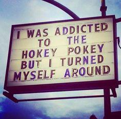 Lets do the Hockey Pockey!