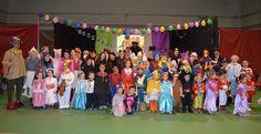 Cigales despide el Carnaval con un desfile de disfraces en su Polideportivo http://revcyl.com/www/index.php/sociedad/item/7129-cigales-despide-el-carnav