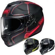 Shoei GT-Air Pendulum Mens Street Riding DOT Motorcycle Helmets