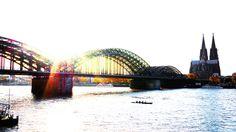 Hohenzollern Brücke1