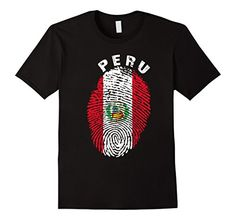 Men's Peru T Shirt Flag Peru. tee Cool  Fingerprint  XL B... https://www.amazon.com/dp/B01H2INTEG/ref=cm_sw_r_pi_dp_jW2yxbKSG2G5K #PERU